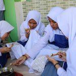 peserta batik